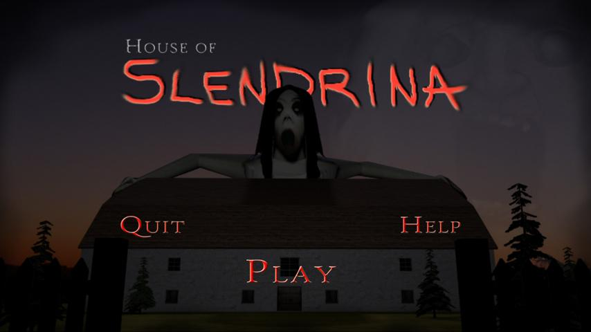 House of Slendrina- screenshot