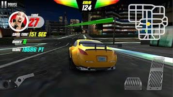 Screenshot of Taxi Drift