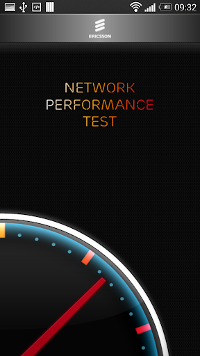 Network performance test