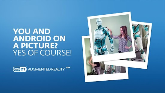 ESET Augmented Reality BETA