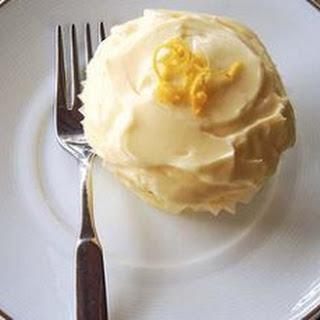 Limoncello Liqueur Cupcakes