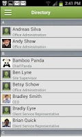 Screenshot of BambooHR