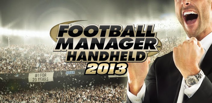 Football Manager Handheld 2013 v4.2 Android Game