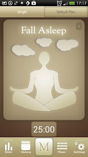 Meditate Free Meditation Timer- screenshot thumbnail