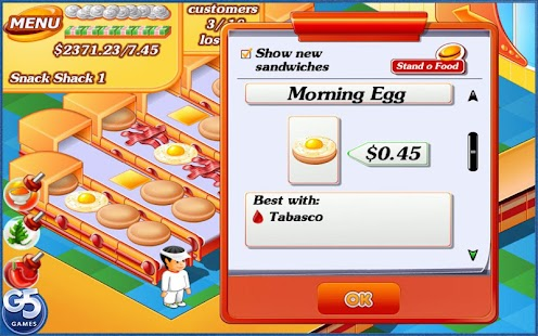 Stand O'Food® Screenshot 7