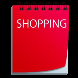 買い物メモ帳ライト