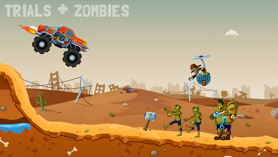 Zombie Road Trip Trials- screenshot thumbnail