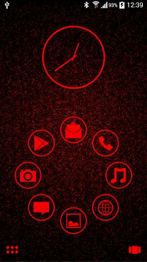 SL Red Theme
