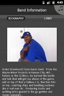 DJ AG A.K.A. GREENBACK$ - screenshot thumbnail
