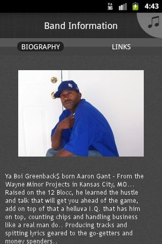 DJ AG A.K.A. GREENBACK$ - screenshot