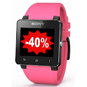 Discount Calculator Smartwatch