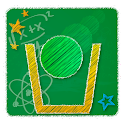 Chalk Ball Puzzle Deluxe icon