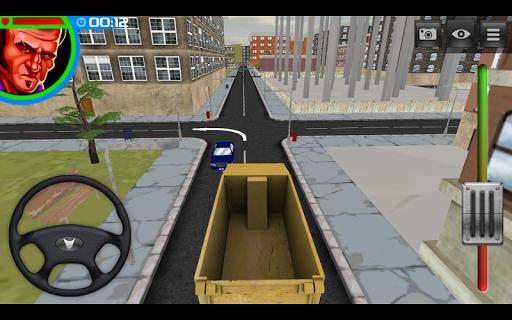 【免費賽車遊戲App】3D美國卡車-APP點子