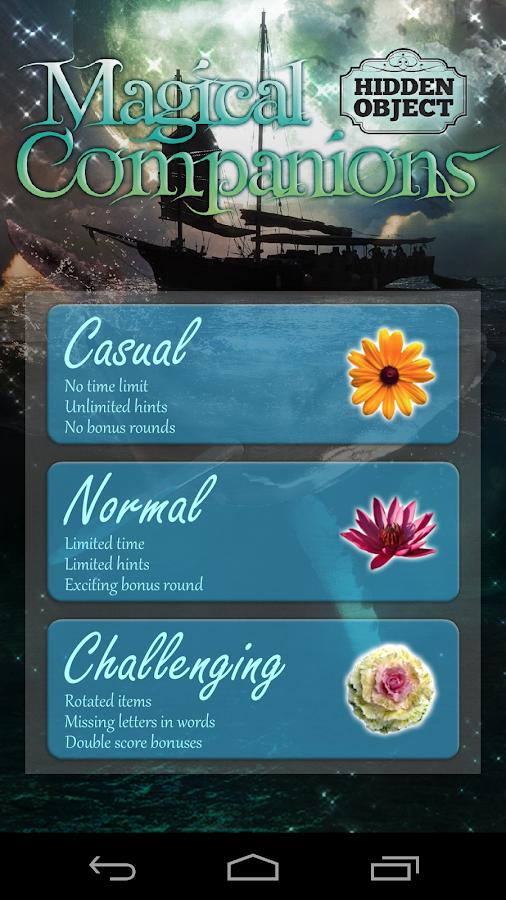 Hidden Object Magical Friends- screenshot