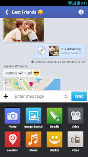 MessageMe - screenshot thumbnail