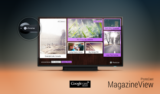 PhotoCast for Chromecast- screenshot thumbnail