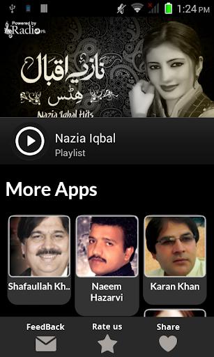 Nazia Iqbal HITS