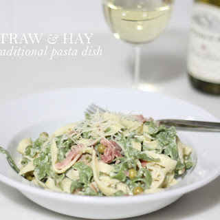 Stray and Hay