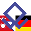Nepali German Dictionary icon