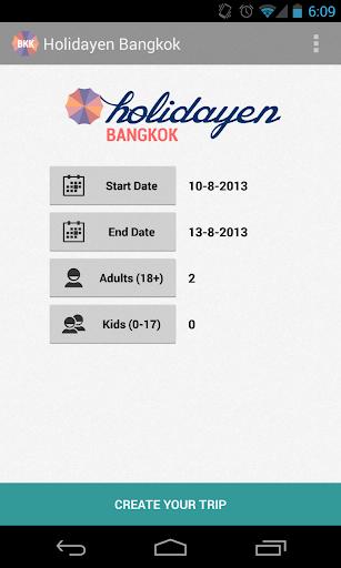 Holidayen Bangkok