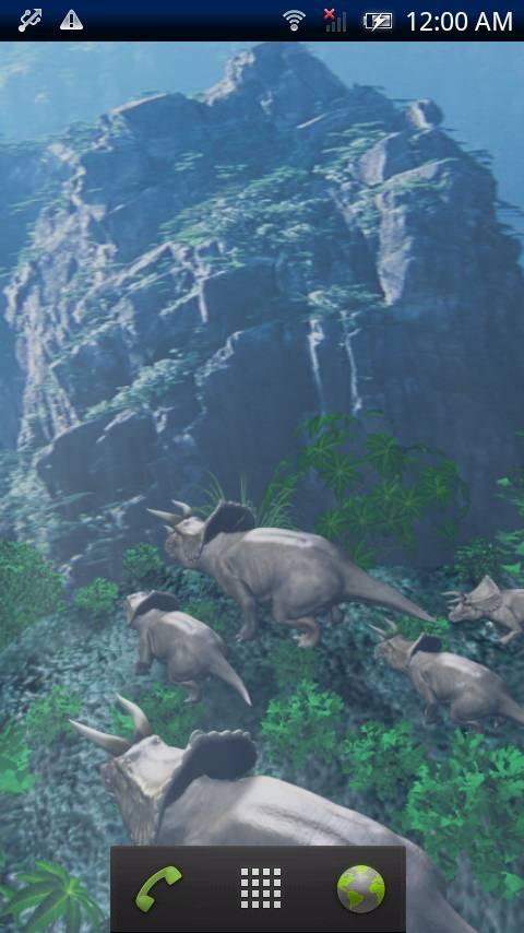Triceratops Trial- screenshot