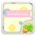 GOSMSPRO ColorfulWorld ThemeEX