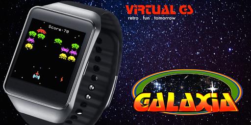 銀河侵略者 GALAXIA(Android Wear)