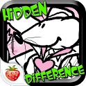 Babymouse: Spot the Difference icon