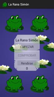 La Rana Simón