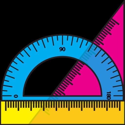 分度器 工具 LOGO-玩APPs