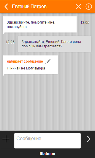 Live chat NETROX SC- screenshot