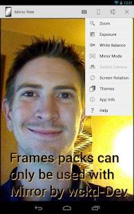 玩程式庫與試用程式App|Mirror Flower Frame Pack 1免費|APP試玩
