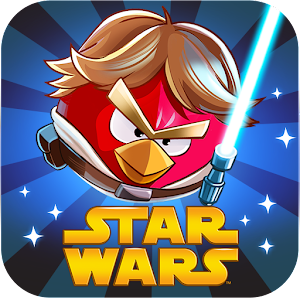 Angry Birds Star Wars and The Croods are from the same developer