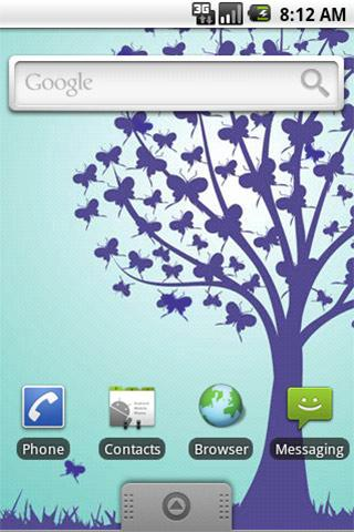 Live Wallpaper Butterfly Free