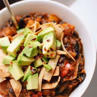 Vegetarian Chili With Butternut Squash Recipes.