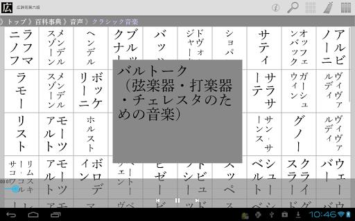 【免費書籍App】広辞苑第六版-動画・画像・音声付き-APP點子