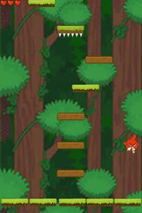 jump jump super chicken