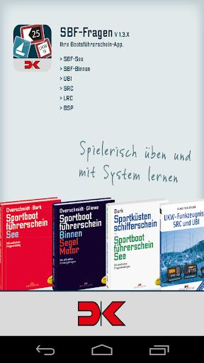 SBF-Fragen See Binnen Funk