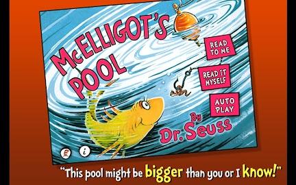 McElligot's Pool - Dr. Seuss Screenshot 1