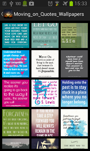 Moving On Quotes Wallpapers