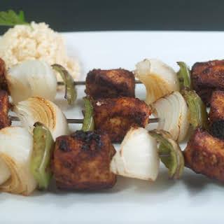 Pork Kabobs.