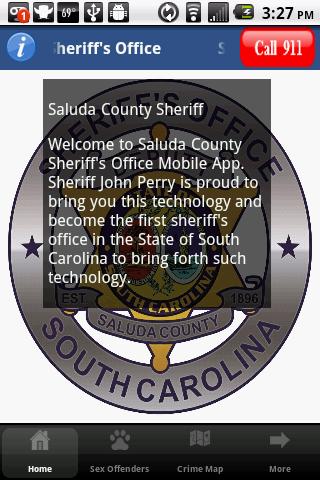 【免費新聞App】Saluda County Sheriff's Office-APP點子