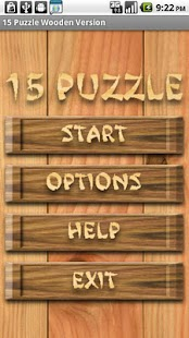 15 Puzzle Wooden Free - screenshot thumbnail