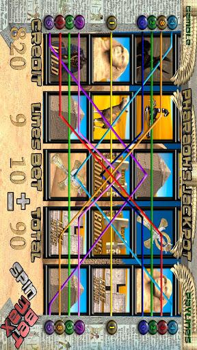Pharaoh's Jackpot Slot Machine