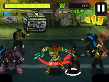 TMNT: Brothers Unite Screenshot 7