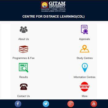GITAM CDL