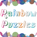 Rainbow Puzzles- Kairasoftware icon