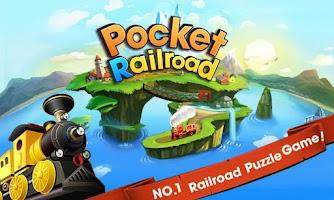 Screenshot of Pocket Railroad
