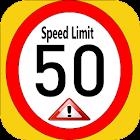 Speed Limit Alert icon
