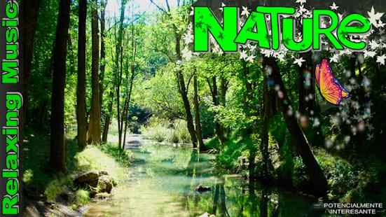 Nature relax music- screenshot thumbnail